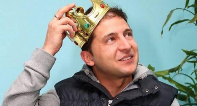 Про оточення Зеленського: Корона на голові приведе до ошийника