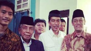 Ulama Keindonesiaan Nan Bersahaja (In Memoriam AGH Dr. Hc. Sanusi Batjo, Lc)