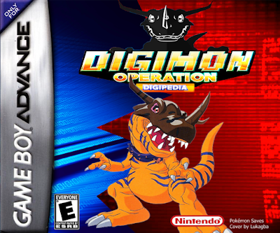 Digimon Operation Digipedia GBA ROM Download