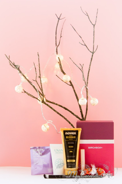 Birchbox de Diciembre de 2016: Happy in Red.