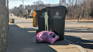 Franklin Residents: January Brings a Record Month of Clothing Recycling