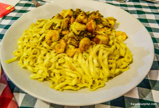 Restaurante italiano Di Lucca - Salvador - Bahia