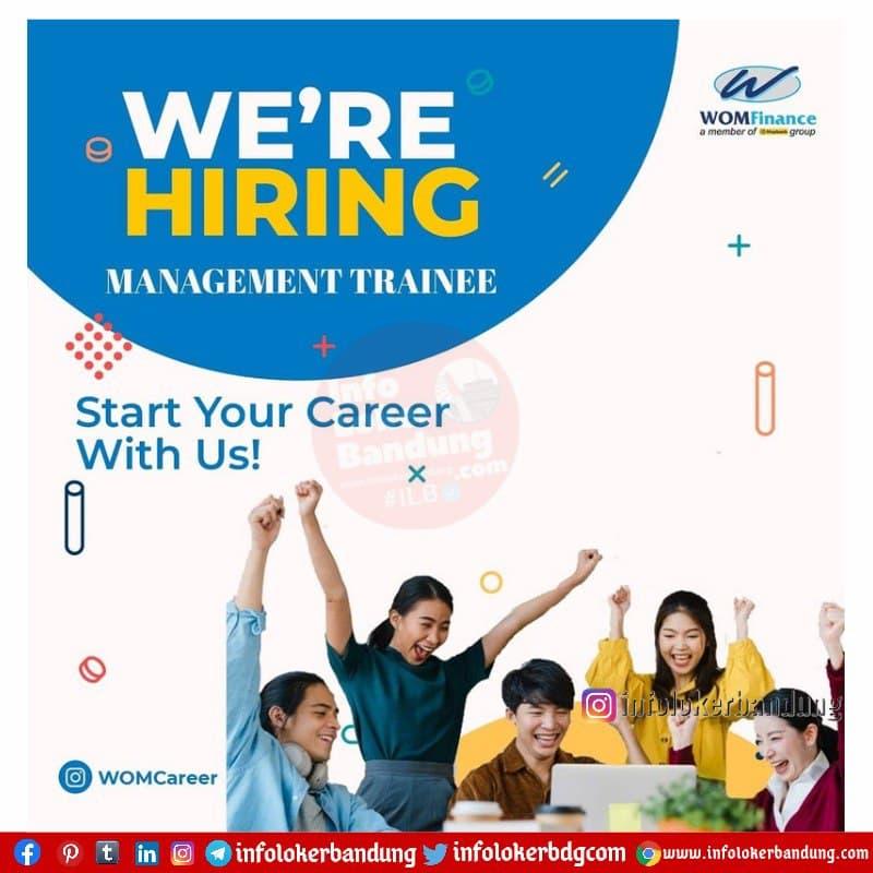 Lowongan Kerja Management Trainee Wom Finance Bandung April 2021
