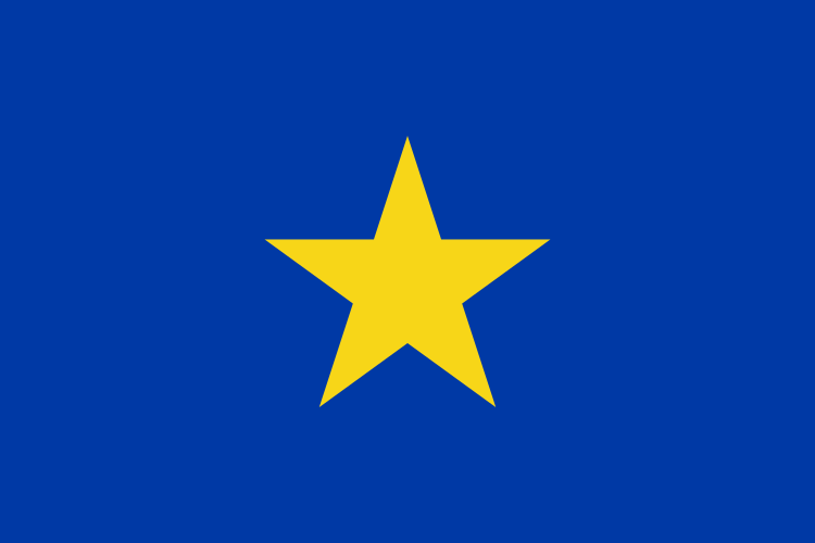 Flag of Congo Free State