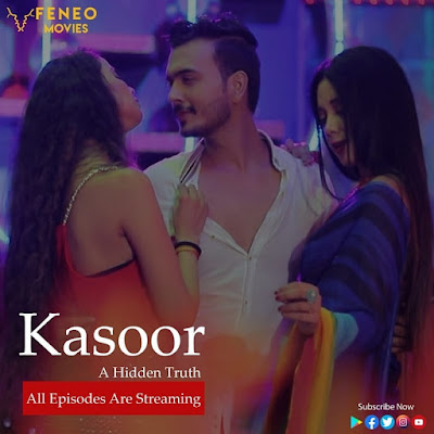 Kasoor A Hidden Truth Web series(Feneo Movies) Wiki, Cast Real Name,  Photo, Salary and News