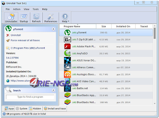 Uninstall Tool 3.5.1 Build 5521 Final Full