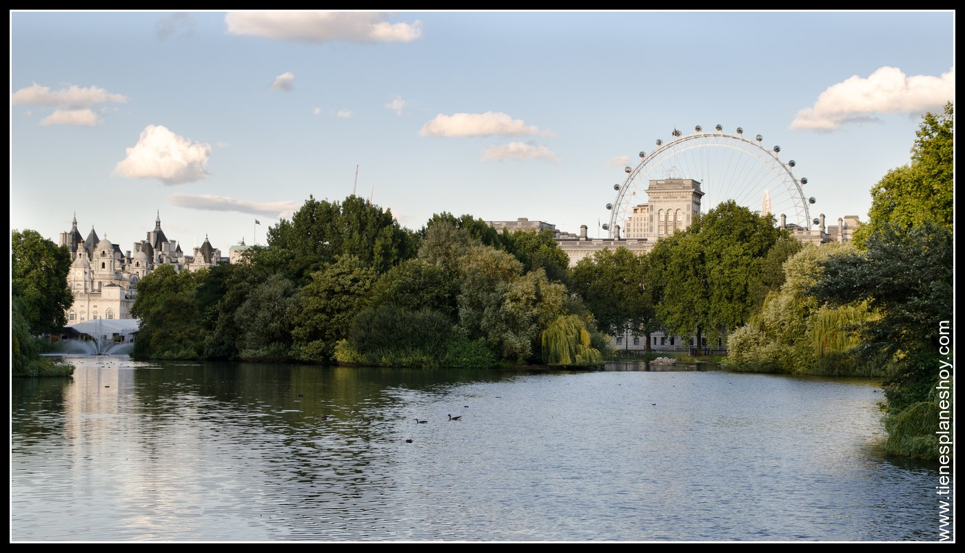 St James Park Londres (London) Inglaterra
