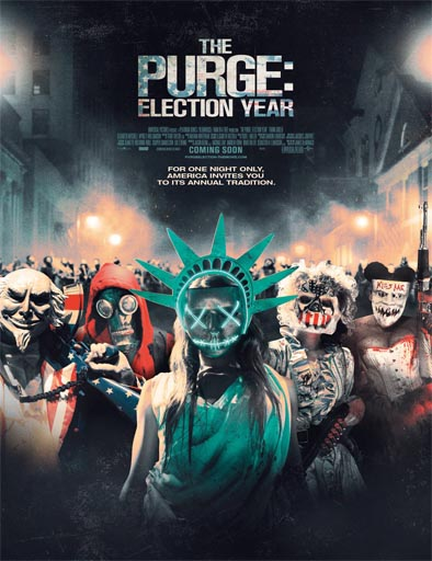 Ver Election: La noche de las bestias (2016) Online