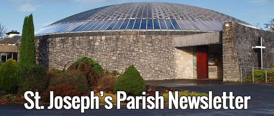 St. Joseph's Parish Newsletter