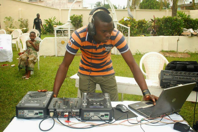 I enjoy joggling on Gospel songs more than secular songs- Ogbeide Oseremen aka DJ SALT
