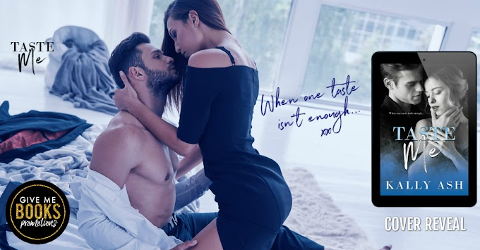 COVER REVEAL PACKET - Taste Me by Kally Ash