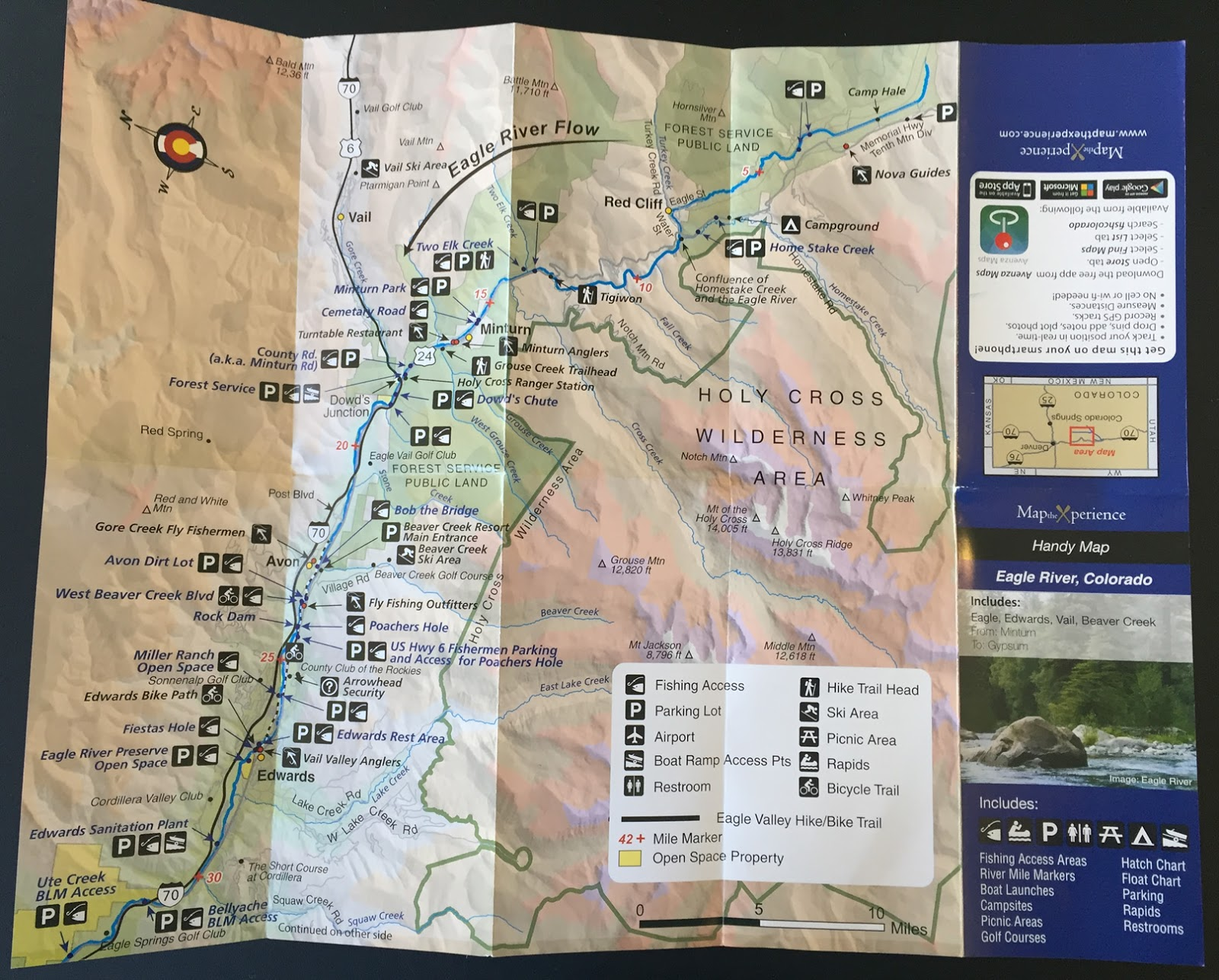 our eagle river map is available as a 15x11 water resistant paper map for 7 99 and as digital gps mobile maps that can be downloaded for 2 99 to 4 99
