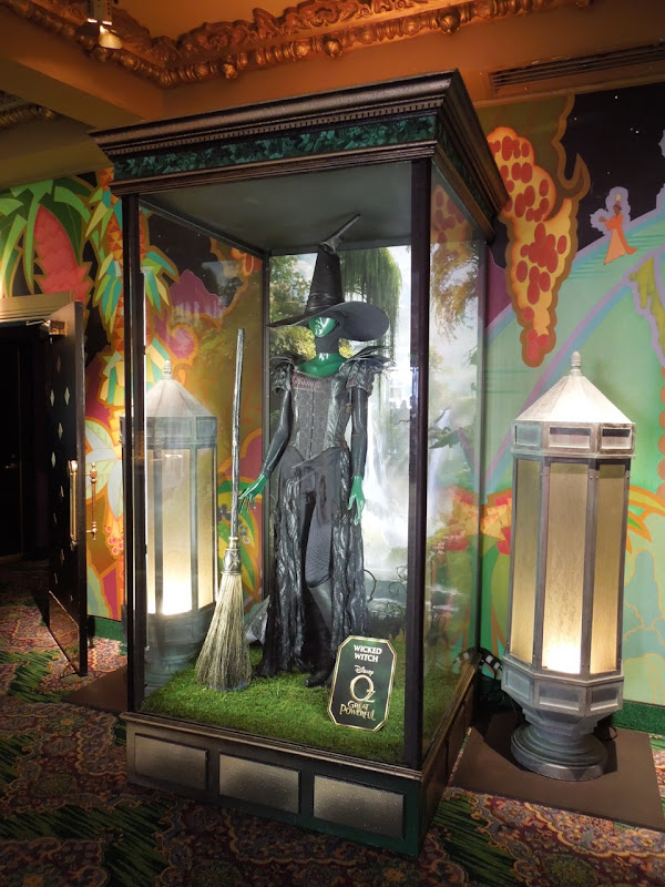 wicked witch Disney Oz costume