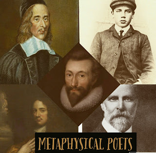 METAPHYSICAL POETS OF 17TH CENTURY