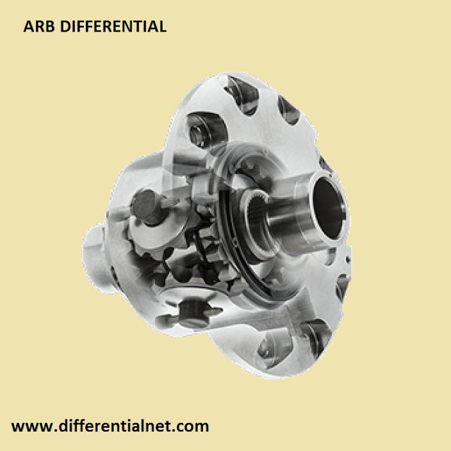 Arb air locker Differential.