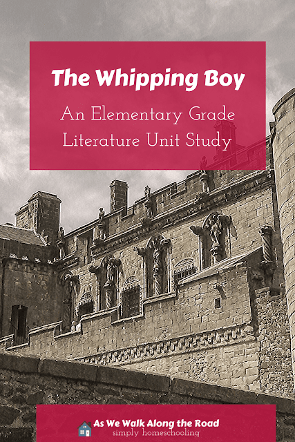 Unit study for The Whipping Boy