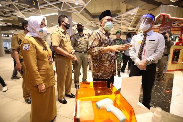Turunkan ASN, Pemkot Bandung Akan Terus Awasi Mal Dan Pusat Perbelanjaan