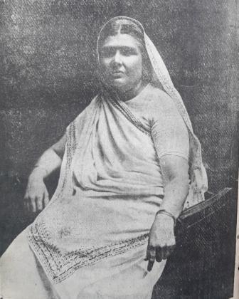 SHARDABEN MEHTA (1882-1970)