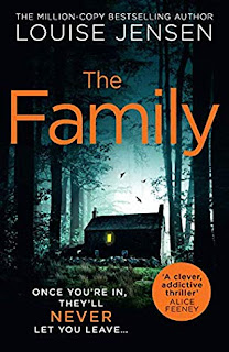 The Family by Louise Jensen cover