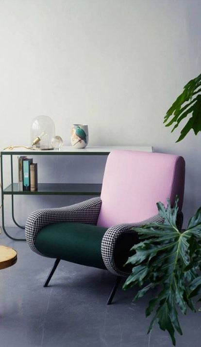 cool pastel home decoration