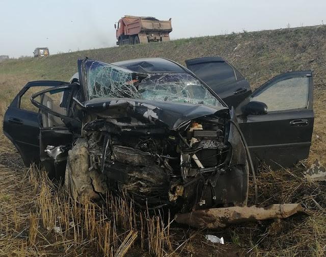 В Белебеевском районе ДТП унесло жизнь женщины