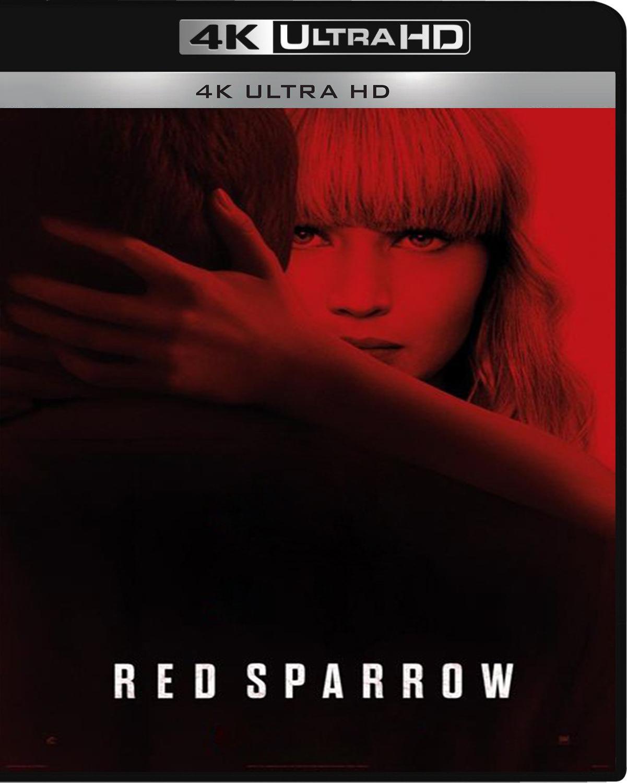 Red Sparrow [2018] [UHD] [2160p] [Latino – Castellano]