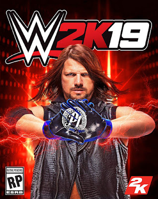 Wwe 2k19 Game Cover Pc