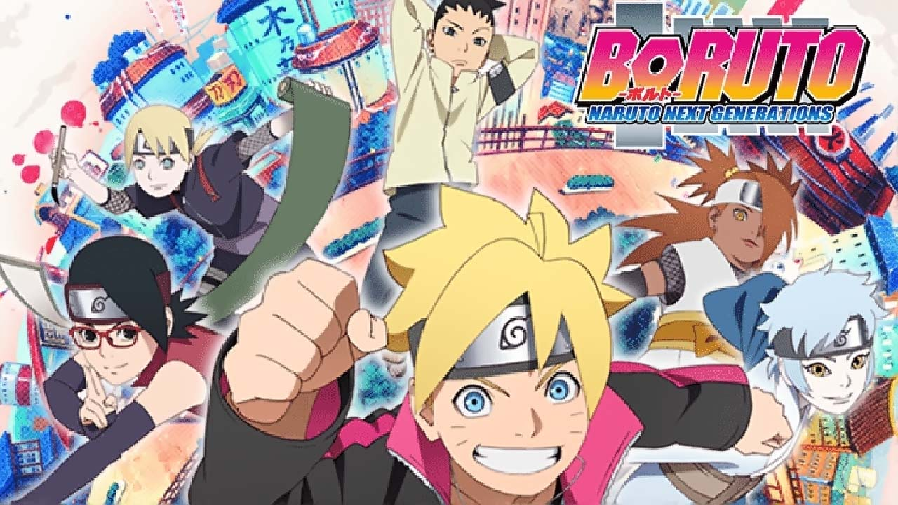 Boruto Episode 93 Naruto Next Generations Subtitle Indonesia