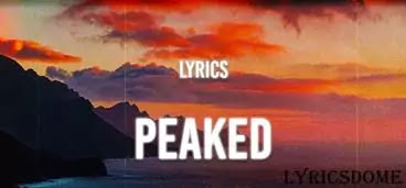 Peaked Lyrics - EDEN