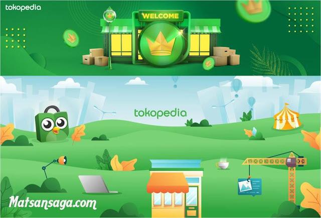 Tokopedia Marketplace Paling Terkenal Di Indonesia