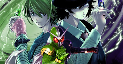 Kamen Rider W: Fuuto Pi Viuals & Staff Revealed