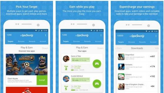 افضل 3 تطبيقات رهيبة لربح بطاقات جوجل بلاي مجانا بفئة 50 دولار مجانا