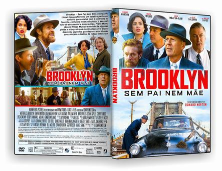 DVD Brooklyn – Sem Pai Nem Mãe 2020 DVD-RAUTORADO