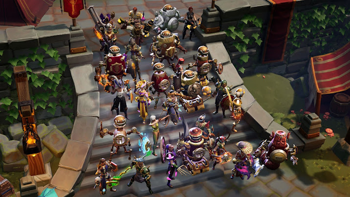 Torchlight III other game snapshot