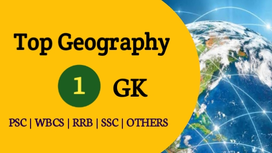 Geography GK Questions