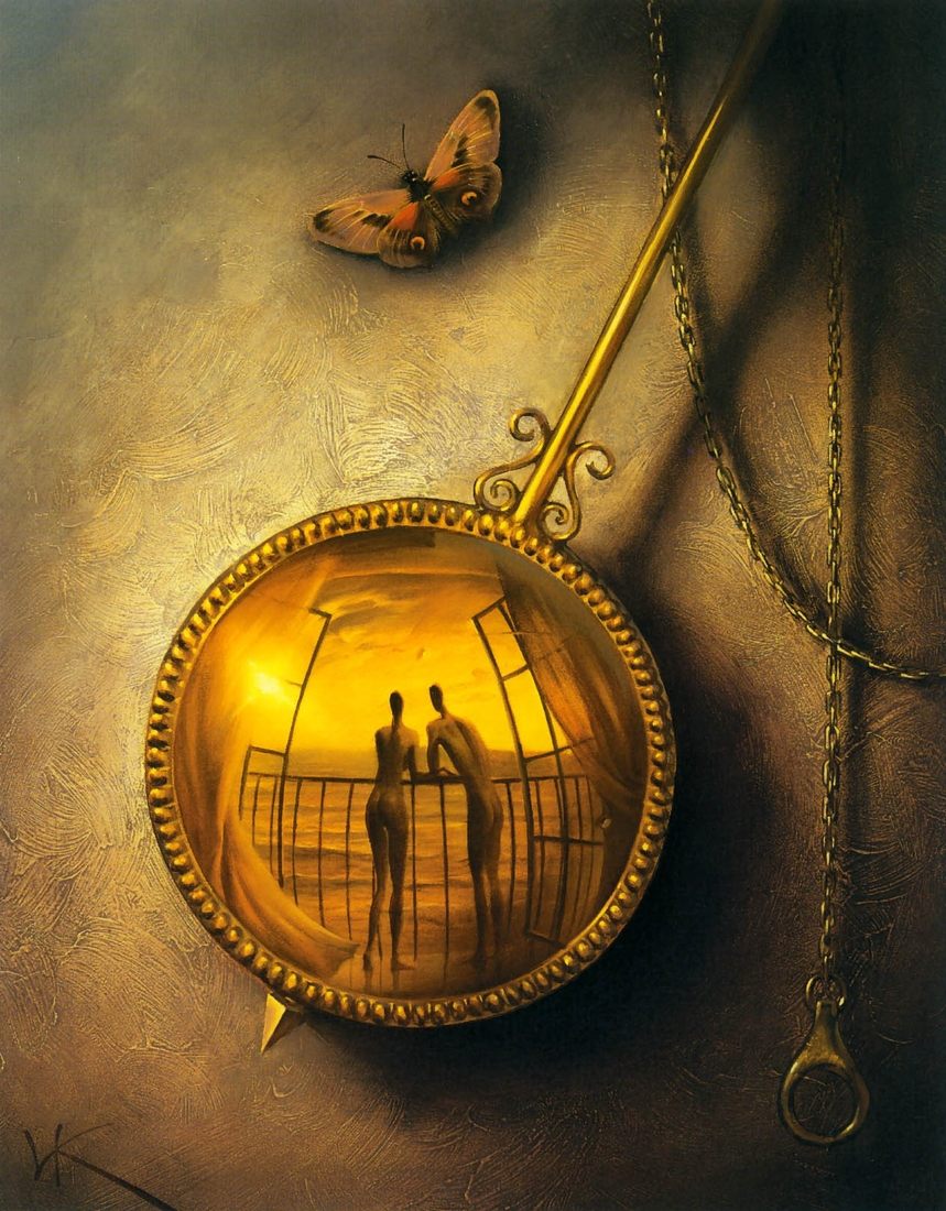05-Stopped-Moment-Vladimir-Kush-Surrealism-Allows-Travel-Through-Paintings-www-designstack-co