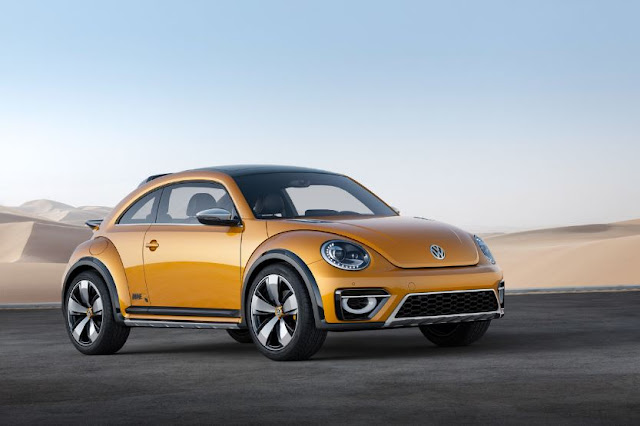 2016 Volkswagen Beetle Dune Reviews