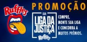 Cadastrar Promoção Ruffles 2018 Sua Liga da Justiça