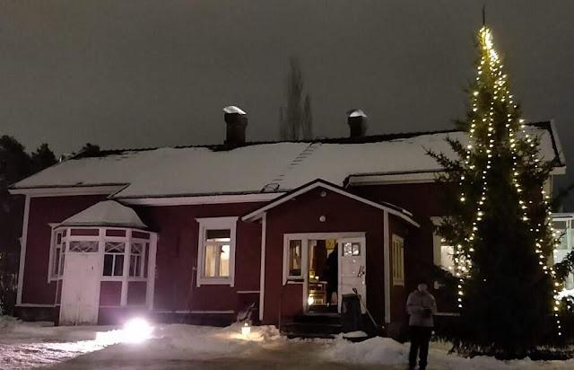 Near Oulu Finland