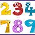 Numbers ON THE ENGLISH  الأعداد في اللغة الانجليزية