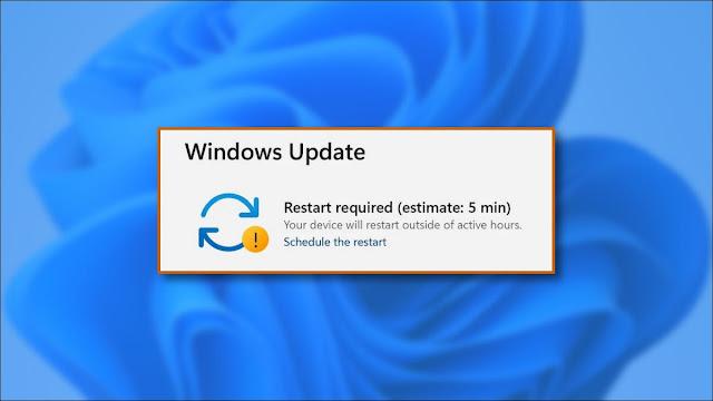 تقدير تحديث Windows 11