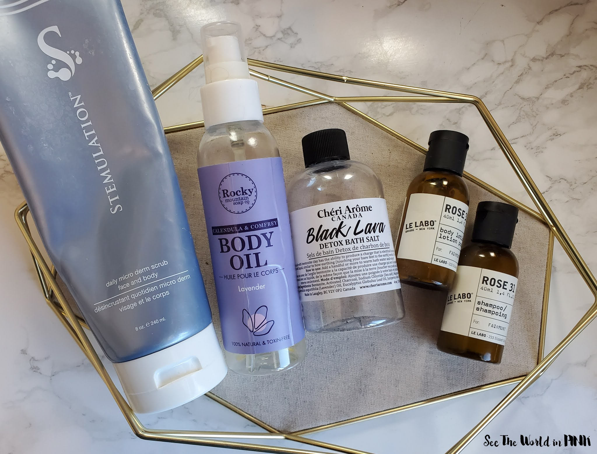 September 2020 - Monthly Empties