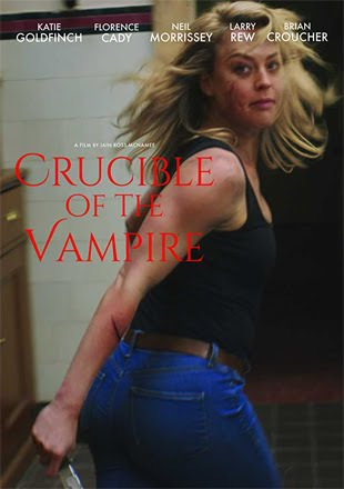 Crucible of the Vampire 2019 Full English Movie Download 720p BRRip