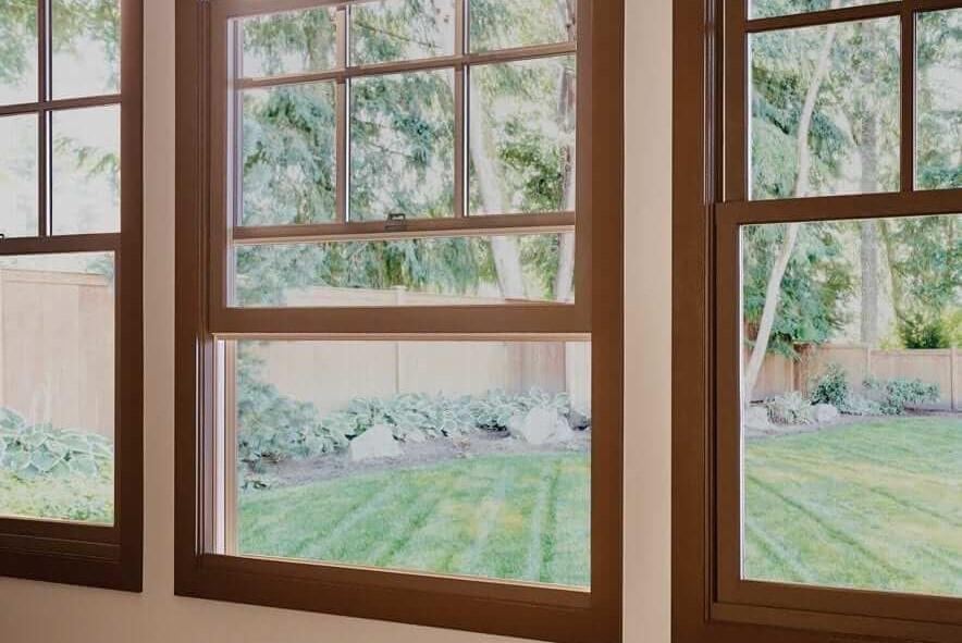 Nhôm Xingfa bị xập xệ chọn kích thước cửa sổ nhôm kính phù hợp kỹ thuật làm cửa nhôm