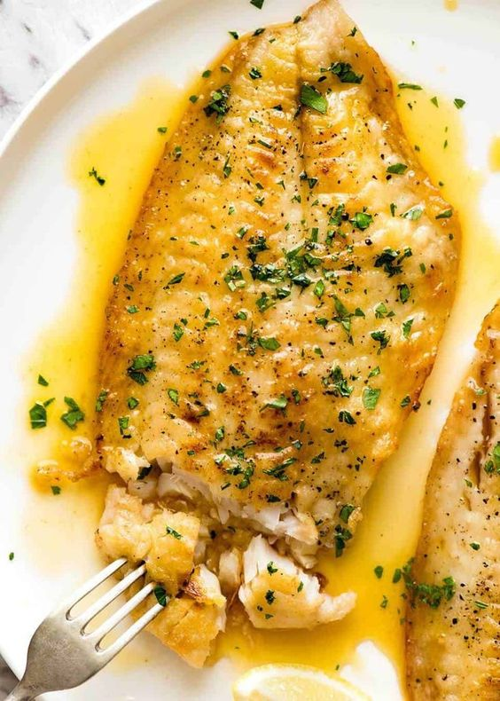 Killer Lemon Butter Sauce for Fish #recipes #dinnertonight #food #foodporn #healthy #yummy #instafood #foodie #delicious #dinner #breakfast #dessert #lunch #vegan #cake #eatclean #homemade #diet #healthyfood #cleaneating #foodstagram