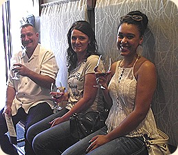 Wine lovers at Elevation Cellars