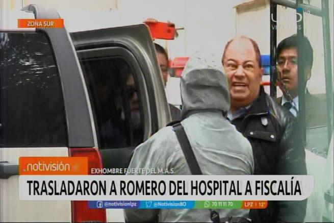 Ministerio Público ordena la aprehensión del exministro Carlos Romero por su vinculación en caso UELICN