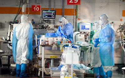 Número de pacientes graves ultrapassa os 250, enquanto Israel atinge 50.000 casos