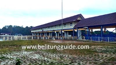 Bendungan Pice merupakan salah satu objek wisata heritage yang ada di desa lenggang kecamatan gantung kabupaten Belitung Timur