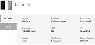 1%2BTecno-launches-i3-Pro-i5-i5-Pro-and-i7 Tecno launches i3, i3 Pro, i5, i5 Pro and i7 into India Market -Spec&Value Root